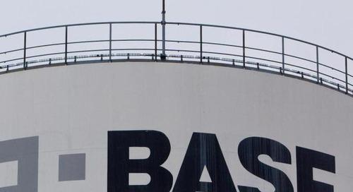 BASF weitet Belieferung mit Desinfektionsmittel aus