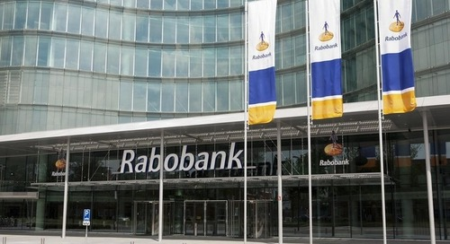 Rabobank earns top spot in global sustainability ranking