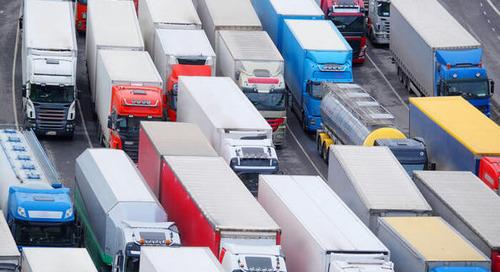 Neue Quarantäneregeln: Zusammenbruch von Lieferketten befürchtet