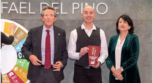Reconocimientos go!ODS 2020: ODS 8 para Pensumo app