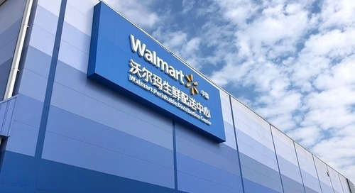 Walmart dramatically increases supply chain commitment in China