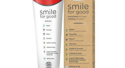 Albéa and Colgate launch the first recyclable toothpaste tube