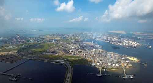 Singapore plans carbon capture tech to curb climate impact of heavy industry   News   Eco-Business   Asia Pacific