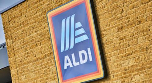 Aldi UK wird mehr von britischen Lieferanten kaufen