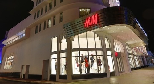 H&M to phase out cashmere amid sustainability push