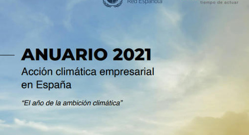¿Cómo contribuye el sector privado en España a la reducción de emisiones?