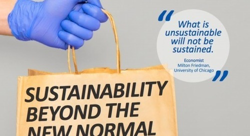 Daymon Releases White Paper On The Impact Of COVID-19 On Sustainability