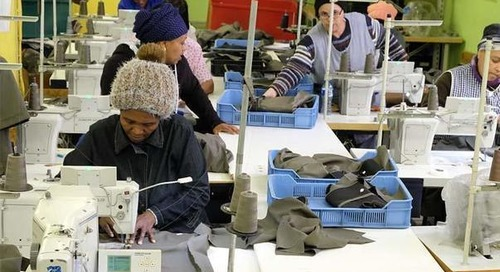 Garment supply chain traceability tool being developed