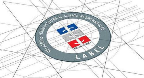 Remise du rapport d'évaluation pour le développement du Label « Achats responsables »
