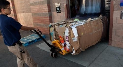 Retailers take aim at packaging waste