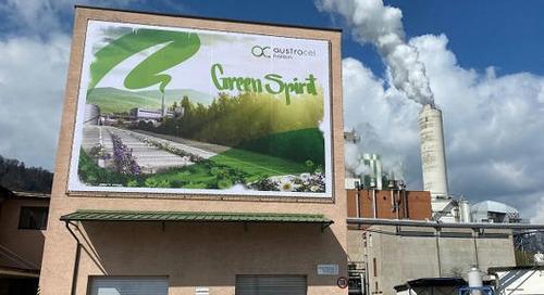 AustroCel Hallein: Neue Zertifizierung durch EcoVadis