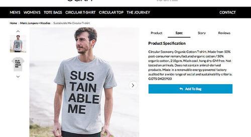 BBC Earth debuts 'circular' fashion collection