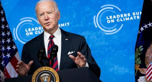 Les États-Unis s'engagent à réduire de 50 % leurs émissions d'ici 2030, revenant ainsi dans le combat climatique