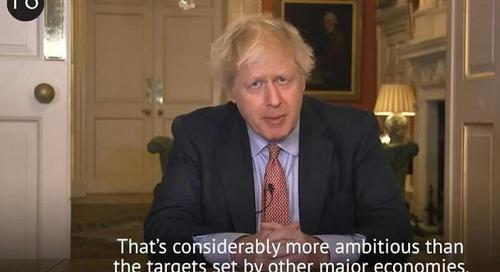 Accord de Paris : le Royaume-Uni s'engage à réduire ses émissions de gaz à effet de serre de 68 % d'ici 2030