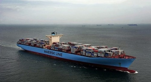 Maersk and Bollore Logistics collaborate to cut emissions
