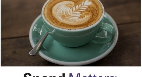 Afternoon Coffee: EcoVadis Releases Latest Version of Platform