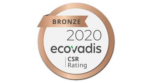 K+S Minerals and Agriculture GmbH has been awarded the bronze recognition level