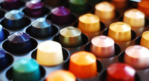 Nespresso in new sustainable aluminium pledge for coffee pods