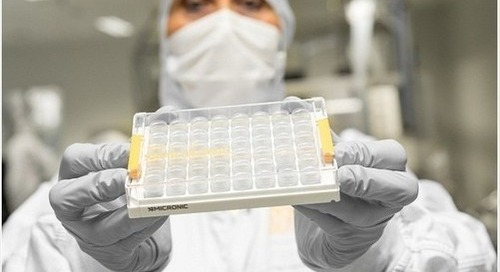 Micronic leads the industry with sustainable laboratory products