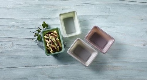 Sainsbury's Introduces Eco-Friendly Alternative To Black Plastic For Chilled Meals