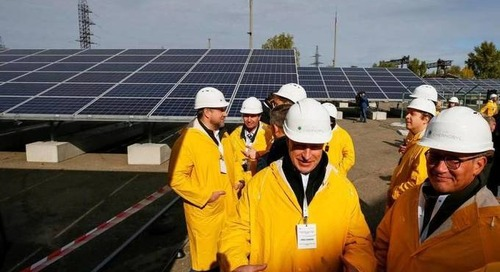 Ukraine cities gear up to run on local clean energy by 2050