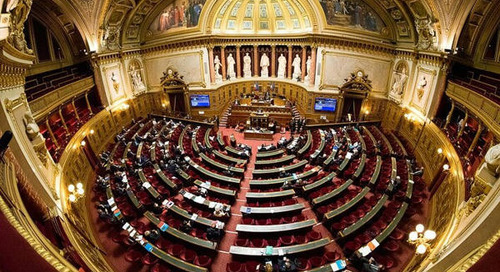 Loi climat : le Sénat adopte un projet de loi en demi-teinte