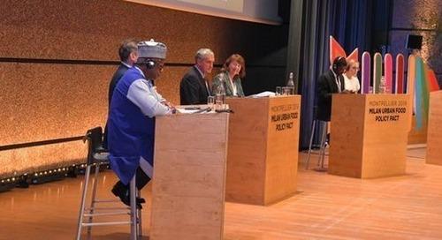 À Montpellier, le Pacte de Milan s'aligne sur les Nations-Unies