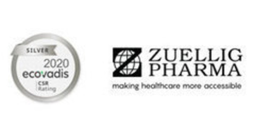 Zuellig Pharma awarded EcoVadis Silver medal 2020 for sustainability