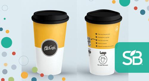 McDonald's, Loop Partner on Industry-First Cup Return Scheme