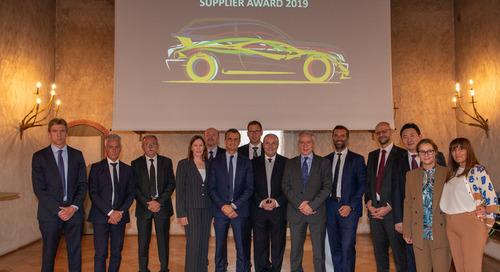 Pirelli zeichnet die besten Zulieferer in den Kategorien Nachhaltigkeit, Innovation und Qualität aus -Pressemitteilung
