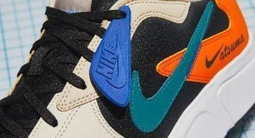New Nike Atsuma shoe aims to reduce material waste