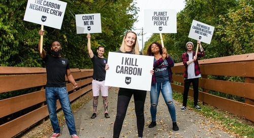 World's Largest Craft Brewer to Make All Employees Carbon Negative