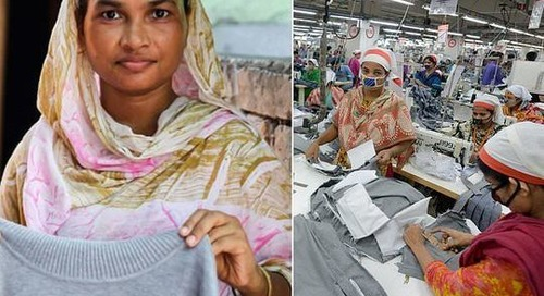 The Australian fashion labels paying overseas sweat shop workers as little as 55 cents an hour