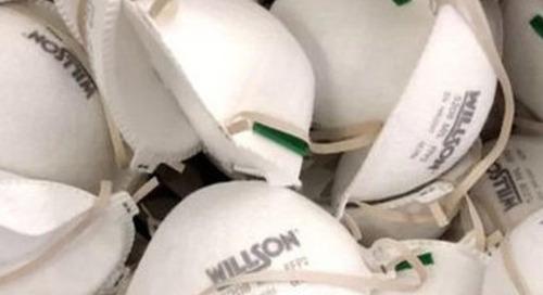 LVMH bestellt 40 Millionen Masken aus China für Frankreich