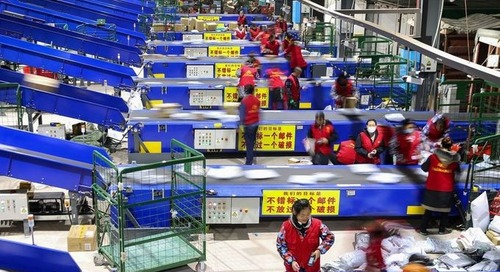 China issues rules to promote sustainable packaging in logistics amid Double 11 and Christmas shopping boom