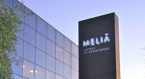 Meliá Hotels International Assumes COP21 Commitments And Will Reduce Emissions By More Than 50% By 2035