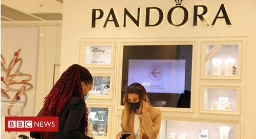 Pandora says laboratory-made diamonds are forever