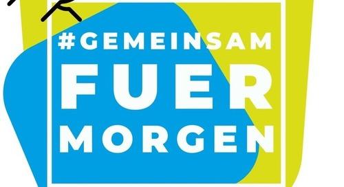 #gemeinsamfuermorgen - Deutsche Aktionstage Nachhaltigkeit 2020 mit starken Partner*innen