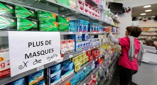 Coronavirus: face à la pénurie de masques, les entreprises françaises se mobilisent -Bouygues