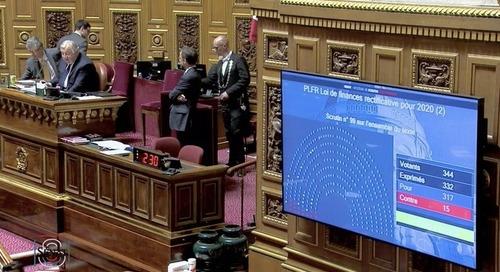 Les pistes du Sénat pour réduire l'empreinte environnementale du numérique