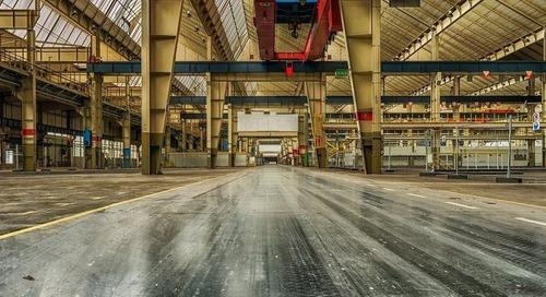 Industrie-Unternehmen suchen nach neuen Lieferanten