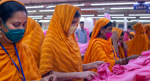 Fashion brands must take 'meaningful action' on living wage
