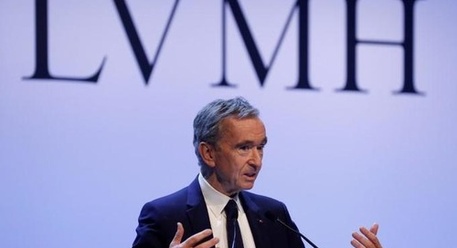LVMH orders 40 million masks from China for France