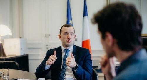 « L'Europe peut devenir le leader mondial de la transition »
