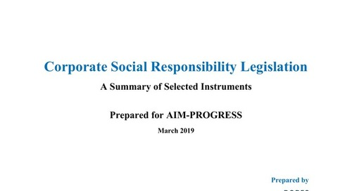 AIM-PROGRESS CSR Legislation Sheets_March2019.pdf