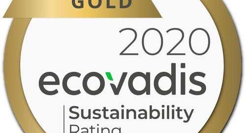 DR.SCHNELL: Goldene Auszeichnung für Nachhaltigkeitsbewusstsein