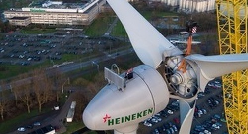 Heineken cheers CO2, water and clean energy progress on sustainability goals