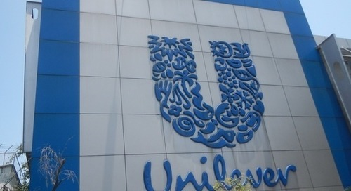 Unilever packaging to contain 50% recycled material by year end