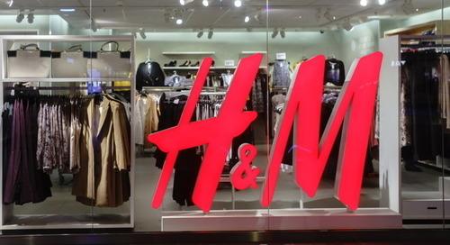 H&M backs campaign against PFAS chemicals