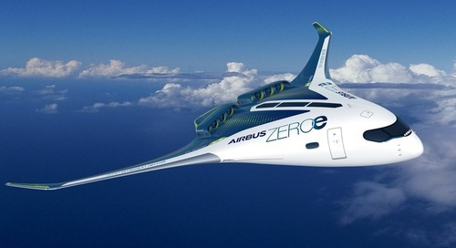 Airbus Releases Concepts for Future Zero-Emission Commercial Aircraft